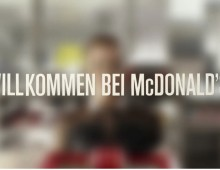 McDonald's Made of Love – Beef (DC)