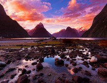New Zealand: Earth´s Mythical Island